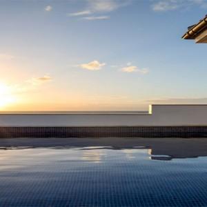 Windjammer Landing Villa Beach resort - Luxury Honeymoon St Lucia - view