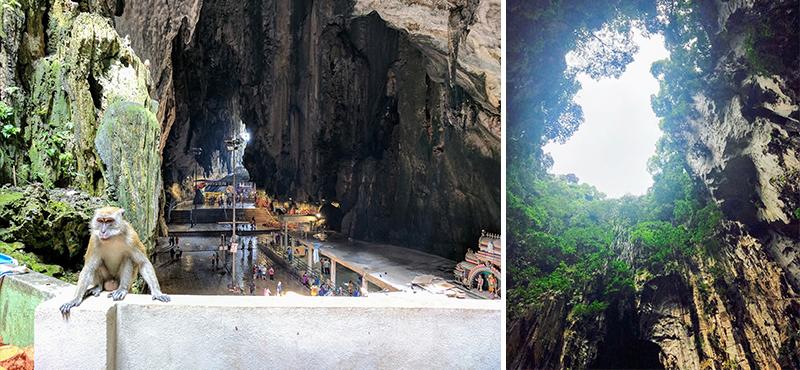 batu caves 2 - kuala lumpur and bali multi centre honeymoon