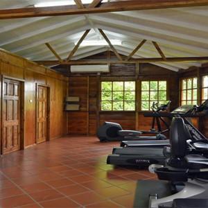 fitness - Ladera St Lucia - Luxury St Lucia Honeymoon