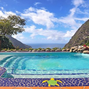 pool - Ladera St Lucia - Luxury St Lucia Honeymoon