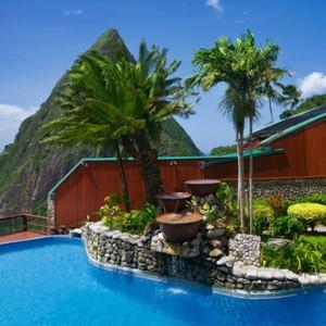 property 2- Ladera St Lucia - Luxury St Lucia Honeymoon