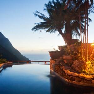 property 3 - Ladera St Lucia - Luxury St Lucia Honeymoon
