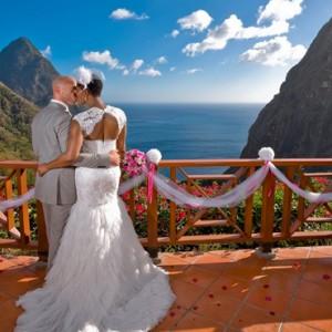 wedding 6 - Ladera St Lucia - Luxury St Lucia Honeymoon