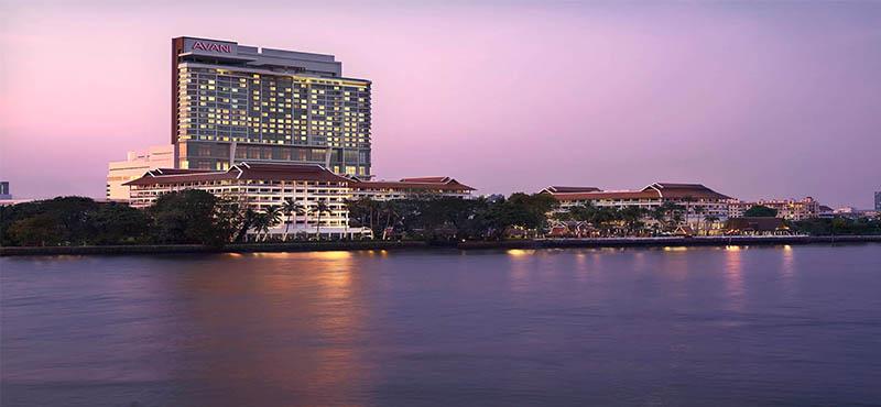 Avani Riverside Hotel - Luxury Bangkok Honeymoon Packages ...