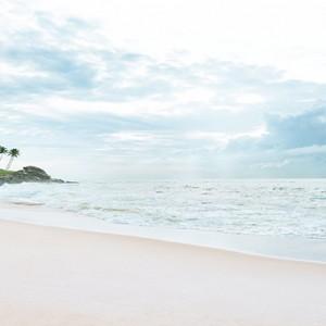 Anantara Peace Haven Tangalle Resort - Luxury Sri Lanka Honeymoon packages - beach