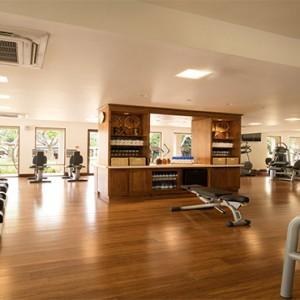 Anantara Peace Haven Tangalle Resort - Luxury Sri Lanka Honeymoon packages - fitness