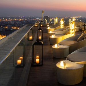 Bangkok Honeymoon Packages AVANI Riverside Bangkok Hotel Seen Restaurant And Bar