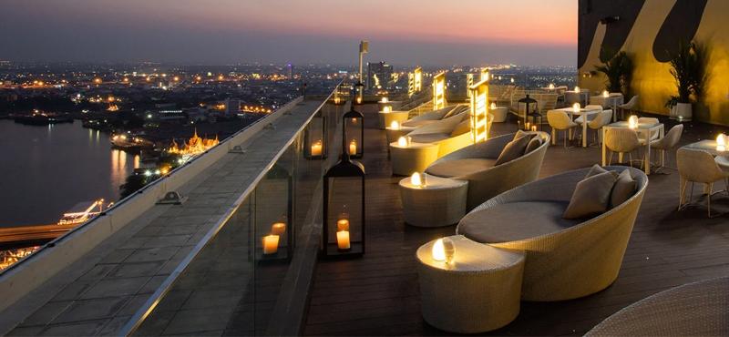 Avani Riverside Hotel - Luxury Bangkok Honeymoon Packages