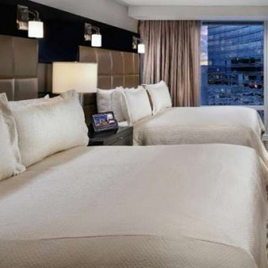 Center Suite Strip View 2 Aria Resort And Casino Luxury Las Vegas Honeymoon Packages