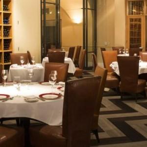 Delmonico Steakhouse - The Venetian Las Vegas - Luxury Las Vegas Honeymoon Packages