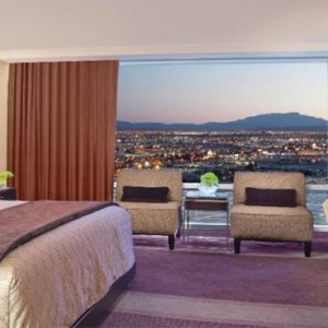 Deluxe King Room Aria Resort And Casino Luxury Las Vegas Honeymoon Packages