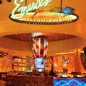 EMERILS NEW ORLEANS FISH HOUSE Mgm Grand Hotel Las Vegas Luxury Las Vegas Holiday Packages