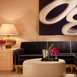 Encore Parlor Suite 3 - the wynn las vegas - luxury las vegas honeymoon packages