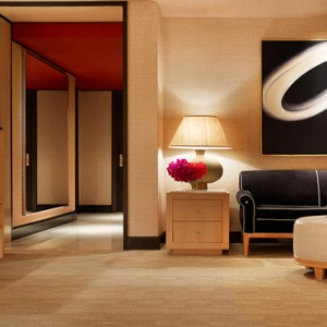 Encore Tower Two Queen Suite 2- the wynn las vegas - luxury las vegas honeymoon packages