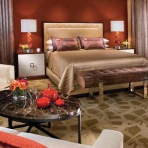 Executive Parlor Suite 2 - bellagio las vegas - las vegas honeymoon packages