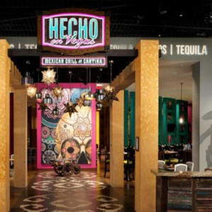 HECHO EN VEGAS MEXICAN GRILL & CANTINA Mgm Grand Hotel Las Vegas Luxury Las Vegas Holiday Packages
