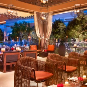 La cave - the wynn las vegas - luxury las vegas honeymoon packages