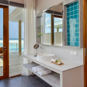 Lagoon Villa with Pool 5- Dhigali Maldives - Luxury Maldives Honeymoon Packages