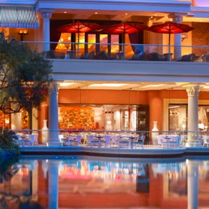 Lakeside - the wynn las vegas - luxury las vegas honeymoon packages