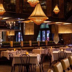 Las Vegas Honeymoon Packages The Palazzo Las Vegas LAVO Italian Restaurant