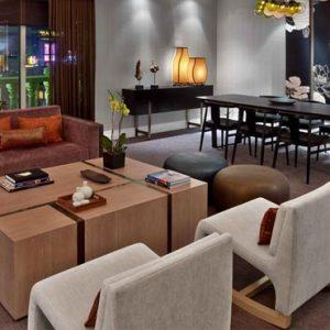 Las Vegas Honeymoon Packages Nobu Hotel At Ceasers Palace Hakone Suite