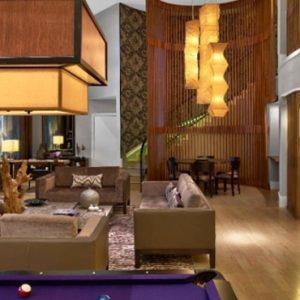 Las Vegas Honeymoon Packages Nobu Hotel At Ceasers Palace The Nobu Penthouse 3