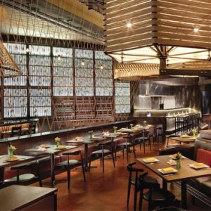 Lemongrass Restaurant Aria Resort & Casino Las Vegas Honeymoons