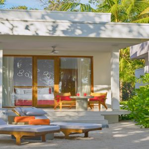 Maldives Honeymoon Packages Dhigali Maldives Beach Bungalow1
