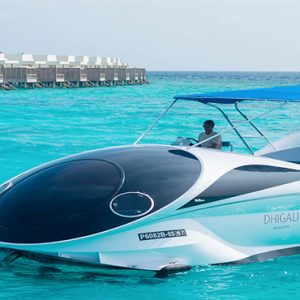 Maldives Honeymoon Packages Dhigali Maldives Boat