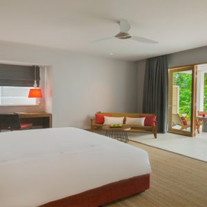 Maldives Honeymoon Packages Dhigali Maldives Deluxe Beach Bungalow2