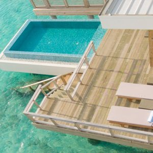 Maldives Honeymoon Packages Dhigali Maldives Lagoon Villas With Pool