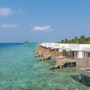 Maldives Honeymoon Packages Dhigali Maldives Water Villa