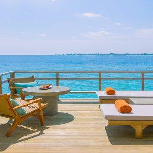 Maldives Honeymoon Packages Dhigali Maldives Water Villa2