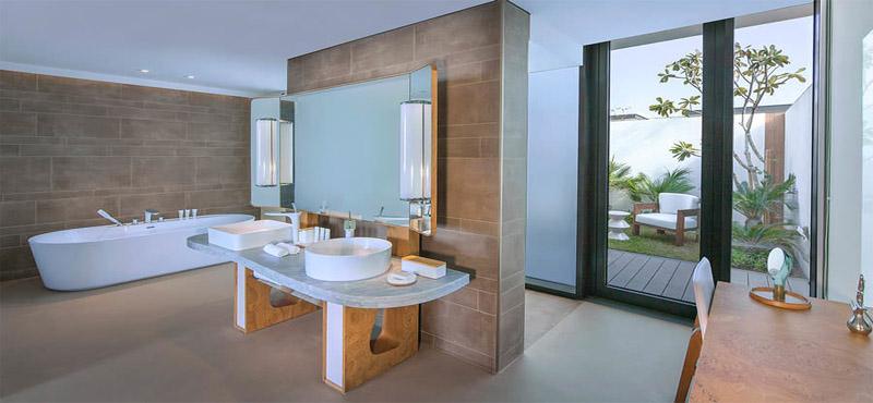 Crown Beach Resort Spa In A One Bedroom Villa