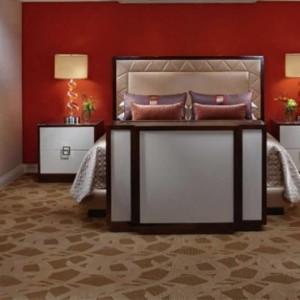 One Bedroom Lakeview suite - bellagio las vegas - las vegas honeymoon packages