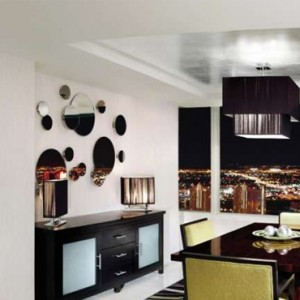 One Bedroom Penthouse Strip View 6 Aria Resort And Casino Luxury Las Vegas Honeymoon Packages
