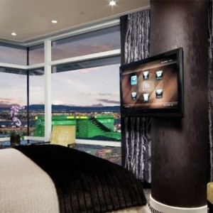 One Bedroom Penthouse Strip View Aria Resort And Casino Luxury Las Vegas Honeymoon Packages