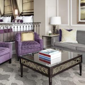 Rialto Suite - The Venetian Las Vegas - Luxury Las Vegas Honeymoon Packages