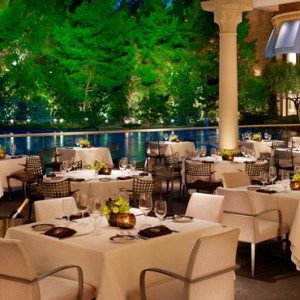 SW Steakhouse - the wynn las vegas - luxury las vegas honeymoon packages