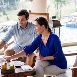 Sri Lanka Honeymoon Packages Anantara Peace Haven Tangalle Resort Lobby Lounge