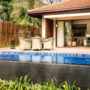 Sri Lanka Honeymoon Packages Anantara Peace Haven Tangalle Resort Pool Villa 2