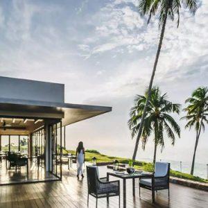 Sri Lanka Honeymoon Packages Anantara Peace Haven Tangalle Resort Dining 2