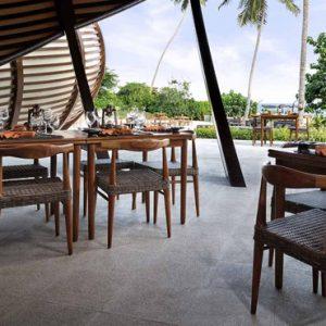 Sri Lanka Honeymoon Packages Anantara Peace Haven Tangalle Resort Dining 4