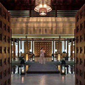 Sri Lanka Honeymoon Packages Anantara Peace Haven Tangalle Resort Entrance
