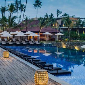 Sri Lanka Honeymoon Packages Anantara Peace Haven Tangalle Resort Pool