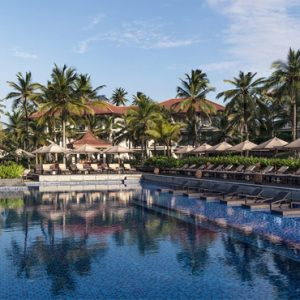 Sri Lanka Honeymoon Packages Anantara Peace Haven Tangalle Resort Pool 2