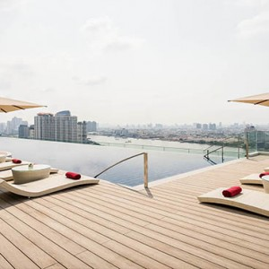 Thailand Honeymoon Packages Avani Riverside Bangkok Hotel Infinity Pool With A View1