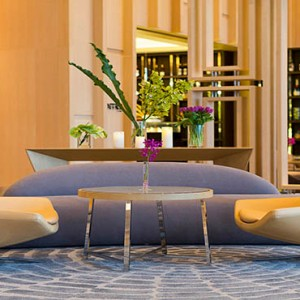 Thailand Honeymoon Packages Avani Riverside Bangkok Hotel Lobby