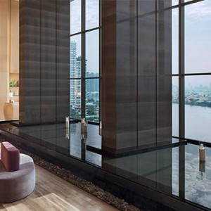 Thailand Honeymoon Packages Avani Riverside Bangkok Hotel Lobby View