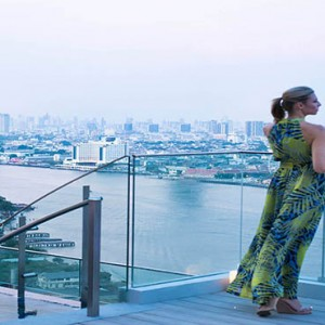 Thailand Honeymoon Packages Avani Riverside Bangkok Hotel Pool View